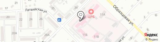 Банкомат, Россельхозбанк на карте Прокопьевска