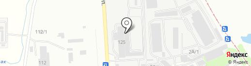 КузбассГрупп на карте Прокопьевска