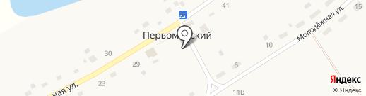 Фельдшерско-акушерский пункт на карте Первомайского
