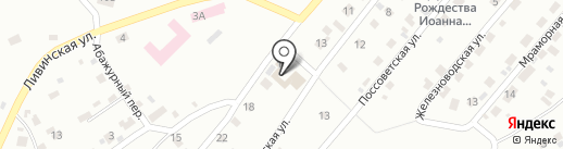 Ателье на карте Новокузнецка