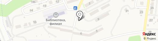 ДЖИНН на карте Загорского