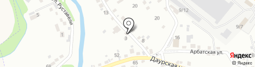 АГАФЬЯ на карте Новокузнецка