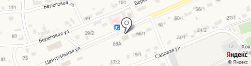Центрпродсервис на карте Металлургова