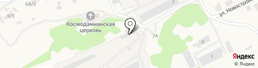 Фаворит Агро на карте Металлургова