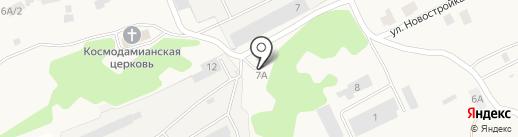 АЗС Vip на карте Металлургова