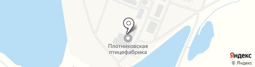 Кузбасский бройлер на карте Металлургова