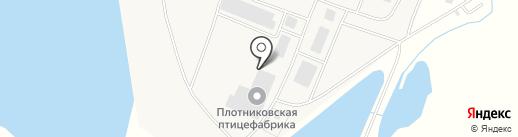 Банкомат, Бинбанк, ПАО на карте Металлургова