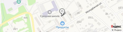 Администрация Красулинского сельского поселения на карте Металлургова