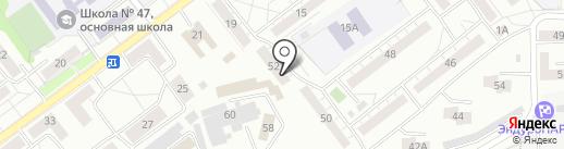 МаксиПласт на карте Новокузнецка