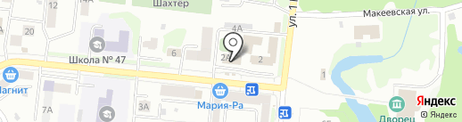 Салон реставрации пухо-перьевых изделий на карте Новокузнецка