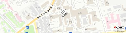 Высший арбитражный Третейский суд на карте Новокузнецка