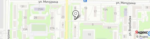 Сибирская Сбытовая Компания, МП на карте Новокузнецка