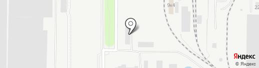 Эталон-Сервис на карте Новокузнецка