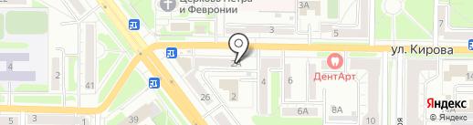 ПивкOff на карте Новокузнецка
