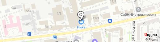 GXauto.ru на карте Новокузнецка