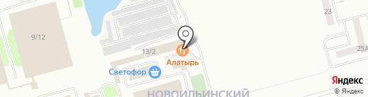 Time of Dance на карте Новокузнецка