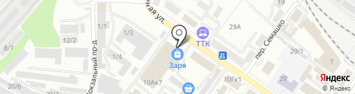 АбсолютАвтоспец-НК на карте Новокузнецка
