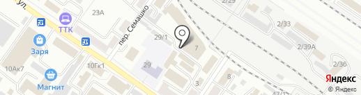 Оптово-розничная компания на карте Новокузнецка