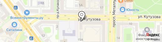 АДАПТАЦИЯ на карте Новокузнецка