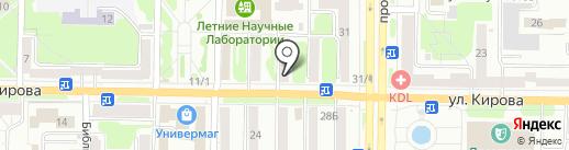 Батя tattoo на карте Новокузнецка