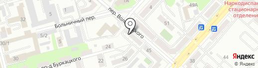 Креатив на карте Новокузнецка