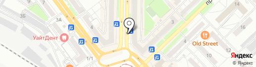 Вкусно и быстро на карте Новокузнецка