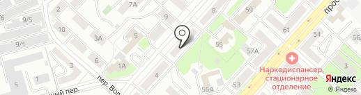 Старк-Н на карте Новокузнецка