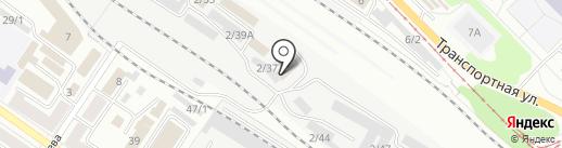 ПЕРВАЯ КОМПАНИЯ на карте Новокузнецка