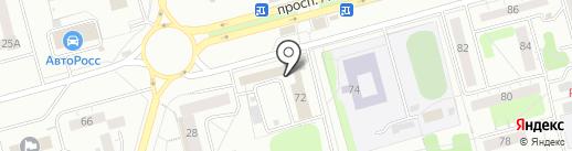 Studio YOU на карте Новокузнецка