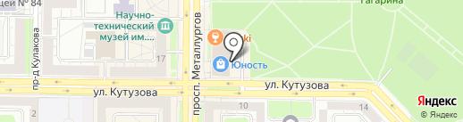 Happy Baby на карте Новокузнецка