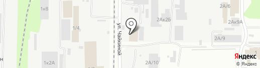КузнецкПромСервис-НК на карте Новокузнецка