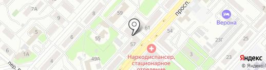 СТАНДАРТ КАЧЕСТВА на карте Новокузнецка