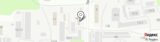 Двери 42 & Торекс на карте Новокузнецка