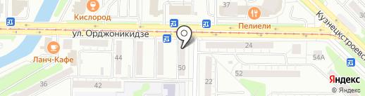 Современное искусство Сибири на карте Новокузнецка