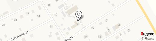 КМПК на карте Сосновки