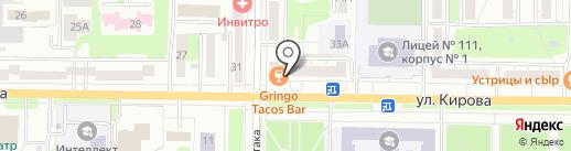 Chocafe на карте Новокузнецка