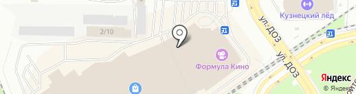 Живая сказка на карте Новокузнецка
