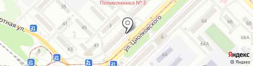 Грин Трейд на карте Новокузнецка