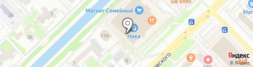 Offis на карте Новокузнецка