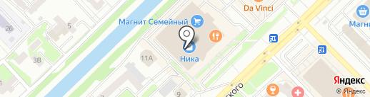 Konstantin на карте Новокузнецка