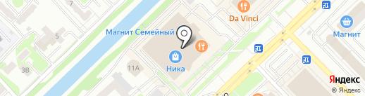 Фреш-бар кислородных коктейлей на карте Новокузнецка