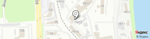 Колодец на карте Новокузнецка