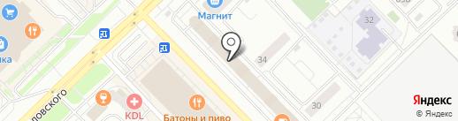 ПаркетАрт на карте Новокузнецка