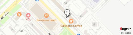 URARTU на карте Новокузнецка