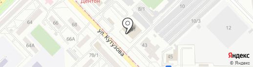 Empres на карте Новокузнецка