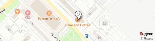 G.PUB на карте Новокузнецка