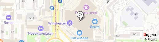 CB-Sport на карте Новокузнецка