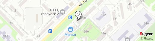 Арабика на карте Новокузнецка