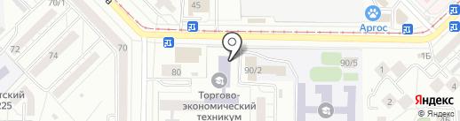 Актив Комплекс на карте Новокузнецка
