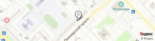 Mia Italia на карте Новокузнецка